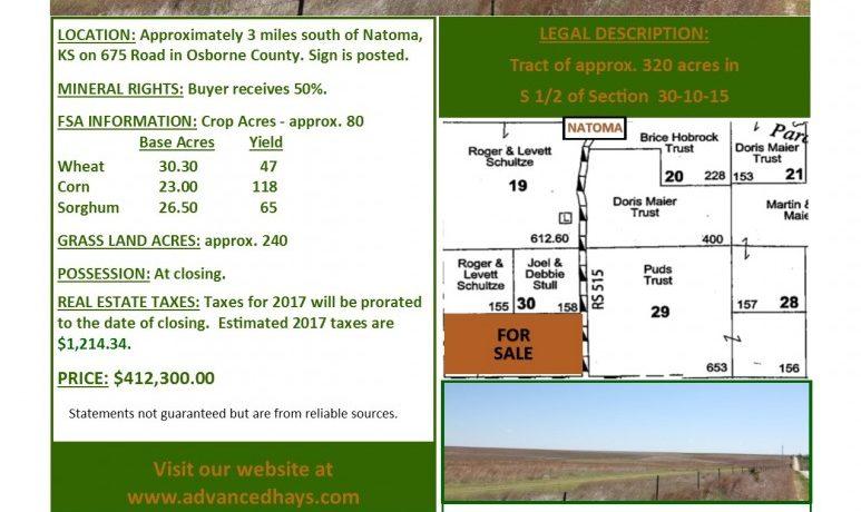 Sale S of 30-10-15 Osb